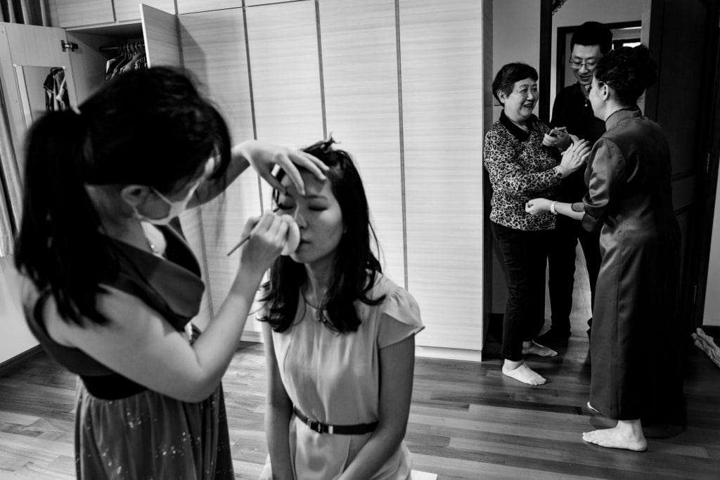 Tips for getting ready on your wedding day