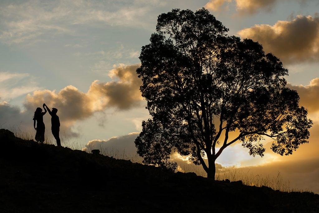 Perth Hills Engagement Photographer